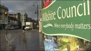 Wiltshire Council Advertising Hoarding