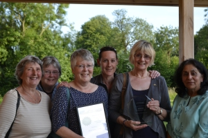 Chippenham Area Board Community Team Award - Cooks