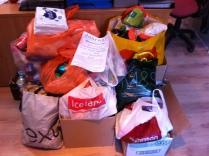 Harvest Festival Donations 2013 (1)