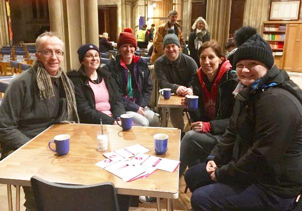 Green Square at Doorway SleepOut 2018